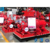 Quality Fire Fighting Centrifugal Fire Pump 750 GPM@195PSI For Oil Repositories for sale