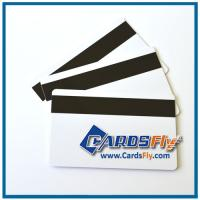 Quality blank magnetic cards for sale