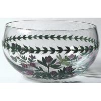 unsual design glass salad bowl set,salad container
