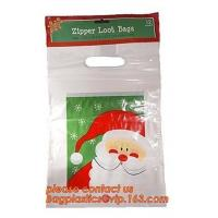 Quality Christmas Designs Gift Bags Plastic Poly Bag Jumbo/Giant/XLarge with Tag,giant plastic christmas gift bags for big gifts for sale