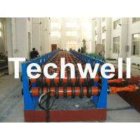 Quality 180KW Silo Steel Corrugated Panel Roll Forming Machine For Silo Side Panel TW-SILO for sale