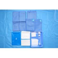 Anti Static Single Use Non Woven Surgical OB Pack Disposable Sterile Pack