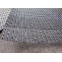 Quality 150 micron stainless steel wedge wire filter mesh screen for sale