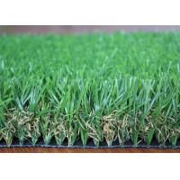 Quality 18900 High Density Luxury Artificial Grass For Landscaping 45mm Multicolor for sale