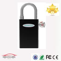 Quality Car GPS Tracker Lock Car Security Smart Padlock With Long Battery Life for sale
