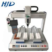 Buy cheap 4 Stations Automatic Glue Dispensing Machine Robots High Precision With 3 Axis from wholesalers