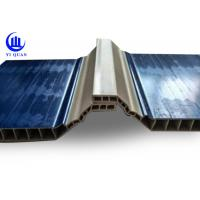 China 930mm Plastic Hollow Board ASA Coated Corrugated Double Wall Polycarbonate Panels on sale
