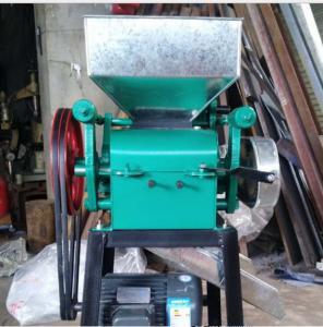 Quality Large Capacity Custom Crushing Machine Peanut Crusher Equipment 55kg for sale