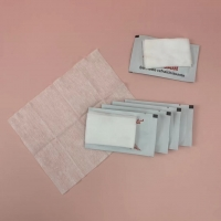 Quality Disposable Single Piece Individually Custom Logo Packing Airline Wet Wipes for sale