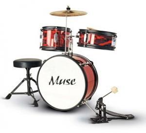 Buy Promotion Sound Percussion Junior Drum Set , 3 Piece Muse Drum Set Z343S-801 at wholesale prices