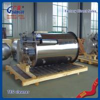 Quality industrial spinneret TEG clean equipment for sale