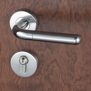 Buy SUS304 Easy Installation Escutcheon Lock Mortise Lock Set For 38 - 55 mm Door at wholesale prices