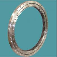 Quality Single Row Four Point Slewing Ring Bearings Contact Ball External Gear For lift Machinery for sale