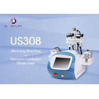 Quality 6 In 1 Vacuum Slimming Machine 6 Handles Suitable All Kinds Of Skin for sale
