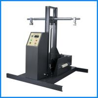 Quality Eccentric Wheel Suitcase Tester , Luggage Handle Lifting Fatigue Testing Equipment for sale