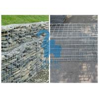 Quality Durable Steel Gabion Baskets Mattress Gabion For Reinforcing Embankment for sale