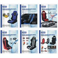 Buy Lightweight Sport Racing Seats Easy Installation , fully reclinable bucket seats at wholesale prices