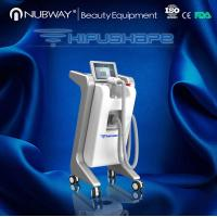 Quality best design hifu high intensity focused ultrasound body slimming machine for sale