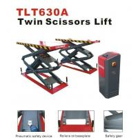 Quality 3T TLT630A Double Scissor Car Lift Auto Workshop Equipment for sale