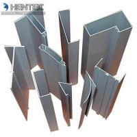 Quality Natural Color extruding aluminum  Alloy 6063 / 6061 / 6005 T5 T6 for  industrial filed for sale