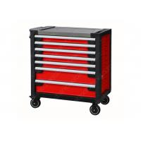 China Stainless Steel Roller Premium Tool Chest Powder Coating Finish Garage 7 Drawer for sale