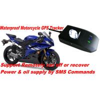 Quality Waterproof Motorcycle Mini GSM SMS GPRS GPS Tracker Locator W/ Cut-off Oil & Power By SMS for sale