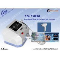 Quality Diode Laser Hair Removal Machine sapphire Contact Cooling System device for sale