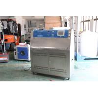 Quality Automatic Controller UV Aging Test Chamber , High Precision UV Testing Equipment for sale