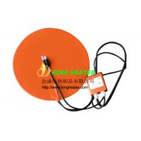Buy cheap round silicone rubber pad heaters, silicone flexible heaters with digital from wholesalers