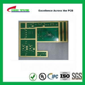 Quality Pcb Fabrication Aeronautics Printed Circuit Board 4L RO3001 Assembly Design for sale