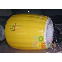China Human Hamster Large Inflatable Water Toys Crazy Waterproof For 2 Players on sale