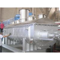 Quality Hollow Blade Vacuum Drying Machine For Chemical Industry SS304 SS316 CS for sale