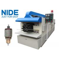 Quality Automatic Armature Trickle Impregnation Machine / Equipment With Air Cooling for sale