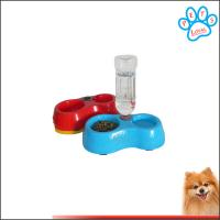 China Free Shipping dogs drinking water Dispenser Feeder Utensils Bowl China wholesale on sale
