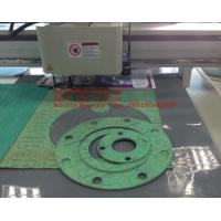 China Non Metallic Gasket PTFE Fiber Digital Flatbed Oscillating Knife Cutting Machine on sale