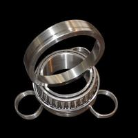 Quality Chrome Steel Single Row Tapered Roller Bearings Brass / Bronze Cage With High Performance for sale
