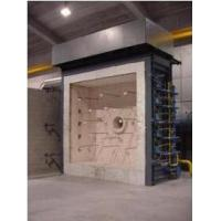 Quality Durable Flammability Testing Equipment / Building Component Fire Test Vertical Furnace for sale