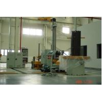 Quality Automatic CNC Winding Machine , Reactance NC Vertical Wingding Machine for sale