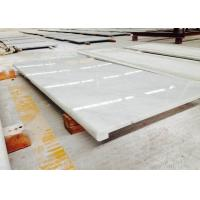 Buy cheap Precut oriental Marble Stone Countertops , white marble kitchen countertop from wholesalers