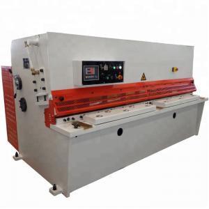Quality QC12Y Shearing Machine / Aluminium Cutting Machine for sale