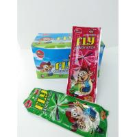Quality Candy Stick With Fly Leaf and Sticker Combine Eating and Fun Kid's Love for sale