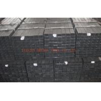 Quality High Strength Black Square Steel Pipe SCH30 SCH40 XXS ASTM A53 for sale
