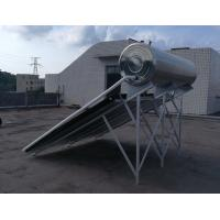 Quality Integrated Pressurized Flat Plate Solar Water Heater Stainless Steel Tank 0.6Mpa for sale