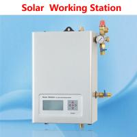 Quality AC 50 - 60 Hz Solar Water Heater Controller Working Pump Station Low Power Consumption for sale