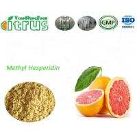 Buy Methyl Hesperidin Light Yellow Citrus Extract Powder CAS 11013-97-2 Used As Drug at wholesale prices