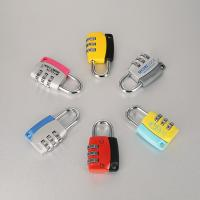 Buy Household Security Aluminium Combination Code Padlock 3 Digital Changeable at wholesale prices