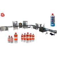 Quality Automatic Cartridge Butane Gas Refilling Machines for sale