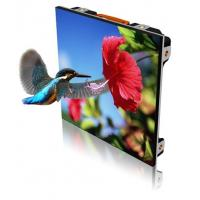 Buy cheap 3D P4.81 SMD LED Display 7500cd / m2 , HD Flexible LED Video Display 500 x 500mm Cabinet Size from wholesalers