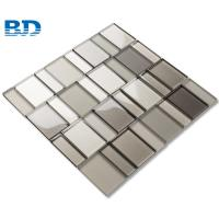 Quality Brick Glass Mosaic for sale