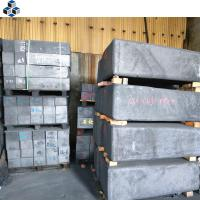 Quality Manufacturer of Die Pressed Artificial Graphite Block with High Density High Purity for sale